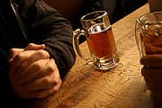 Thumbnail Image:Baldness Drug Propecia May Put Some Men Off Alcohol: Study