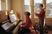 Research shows that musical training that begins