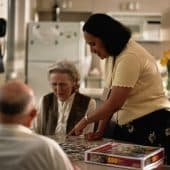 Time spent helping others linked to lower blood