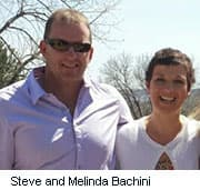 Melinda Bachini received experimental therapy