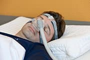 People who used the sleep apnea treatment fared