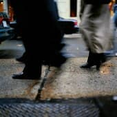 Study suggests sidewalks, curbs may be key to