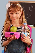 Put healthy foods on your back-to-school shopping