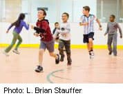 Findings suggest physical education, recess may