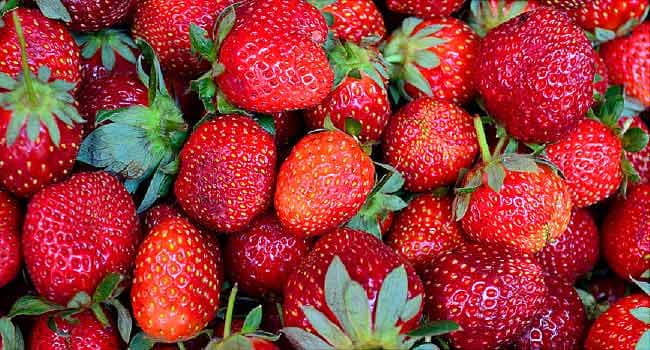 Strawberries Top Produce Pesticide List