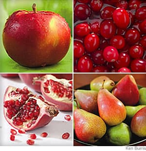 Fall Fruit Guide
