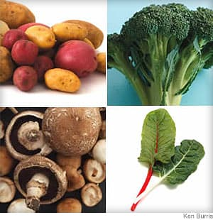 Fall Vegetable Guide