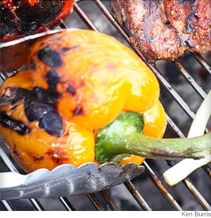 Grilled Vegetables Guide