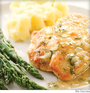 Lemon Dill Chicken