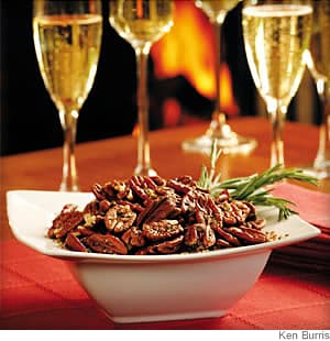 Mississippi Spiced Pecans