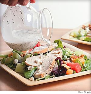 Secrets to Making Power Salads