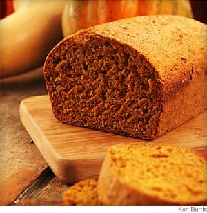 Squash Tea Bread Recipe
