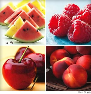 Summer Fruit Guide