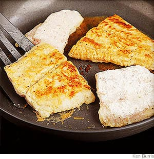 Sauteed Fish Filets
