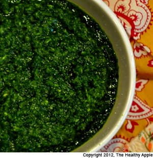 Kale Parsley Soup