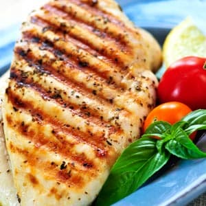 Lemon-Herb Marinade for Poultry
