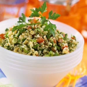 Quick-Fix Tabbouleh Salad
