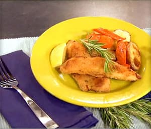 Family Recipe: Italian Chicken Fingers