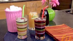 Family Recipe: Fizzy Fruits