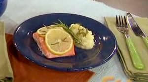 Family Recipe: Salmon Turtles