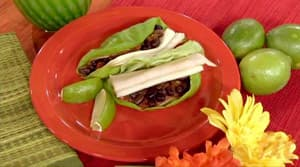 Family Recipe: Turkey Taco Wraps