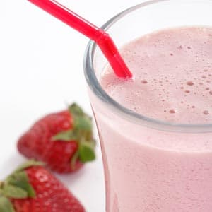 Strawberry Lemonade Smoothie