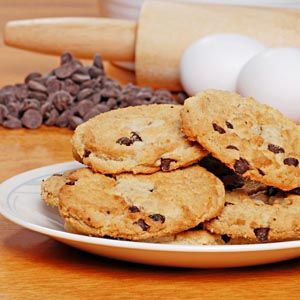 Chocolate Chewy, Chippy Cookies