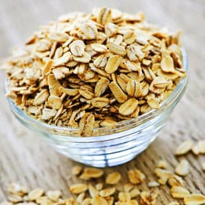 Cinnamon Vanilla Toasted Oats Recipe