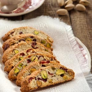 pistachio biscotti cranberries and pistachios pin cranberry pistachio ...