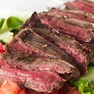 Flank Steak, Dad's Favorite Recipe