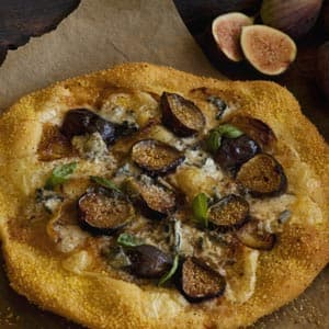 Recipe of The Day: Goat Cheese, Fig, and Basil Pizza | Fluent In Words