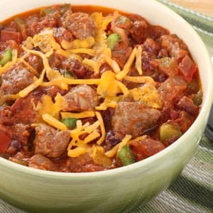 Lean & Mean Chili