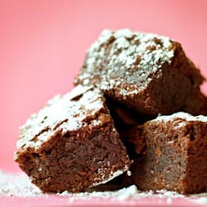 Peppermint Brownies