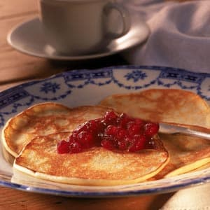 Plattar (Swedish Pancakes)