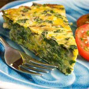 By ingredient nutrition information of. Egg-free quiche. Serves and ...