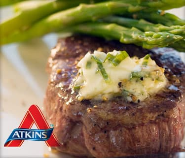 fillet mignon and asparagus