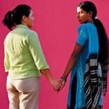Hearst Maireclaire Photo India Women Holding Hands