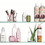 Marie Claire Photo of Skin Product 2 shelves