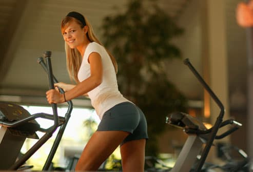 How to Build a Better Butt Getty_rm_photo_of_woman_in_gym_working_out