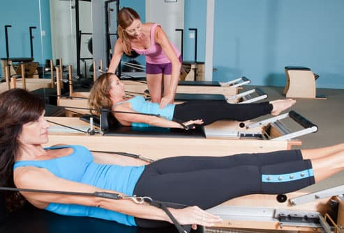 getty rf photo of women doing pilates Return to: Edison Chen / Gillian Chung Sex Scandal