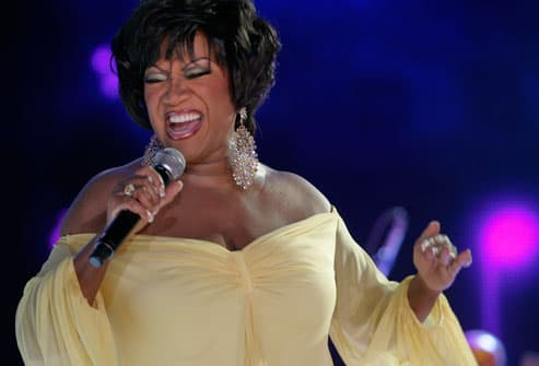 Patti LaBelle performs at Essence Music Festival
