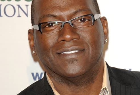 Randy Jackson at AmberWatch Foundation Party