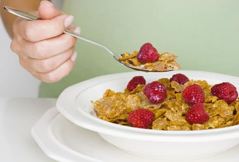 High Fiber Helps Lower Cholesterol