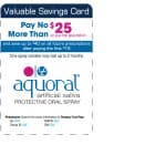 download an Aquoral savings coupon