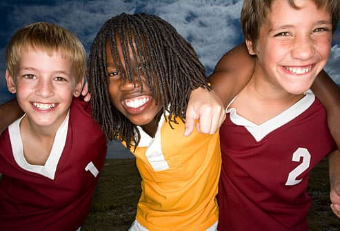Slideshow: Feeling Good About Yourselfpreteen boys