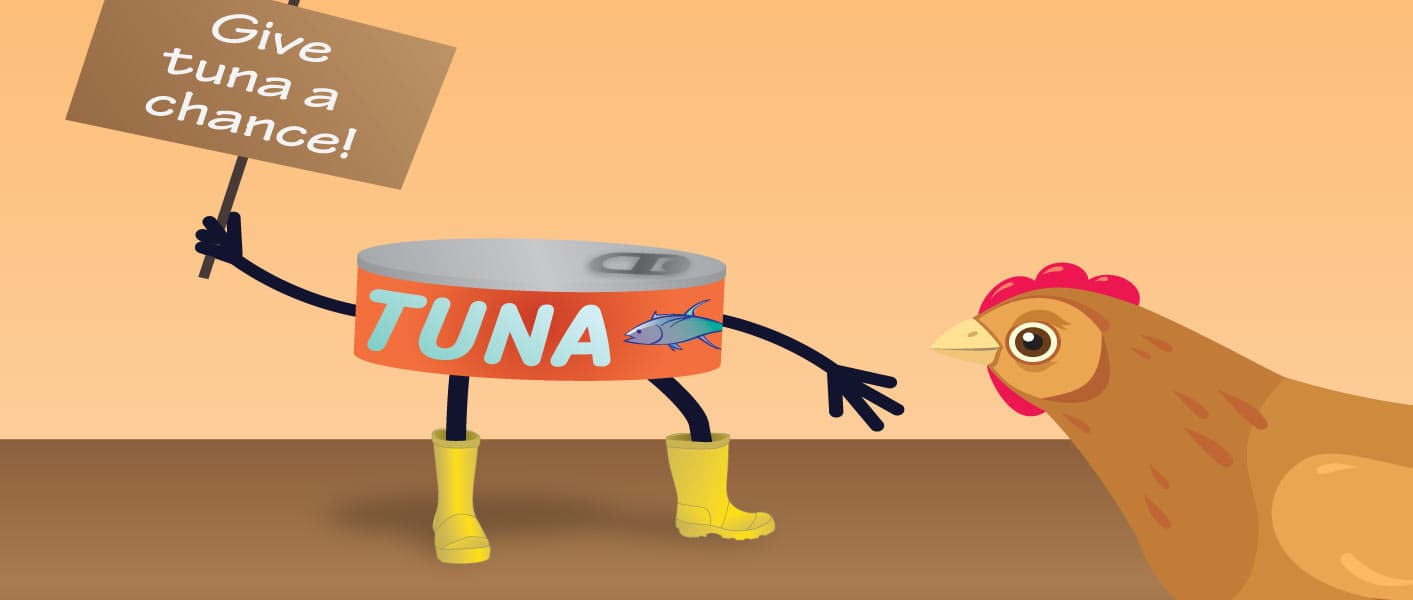 life of a tuna slideshow