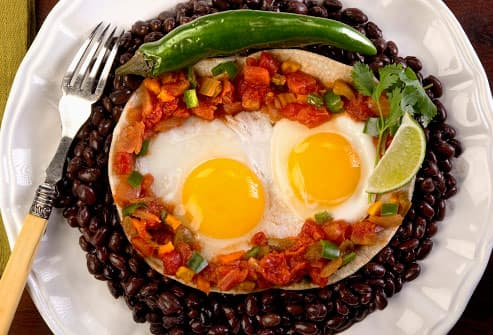 mexican breakfast