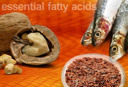 Foods high in essential fatty acids