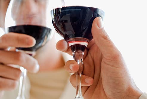 Why red wine is more than just an alcoholic drink
