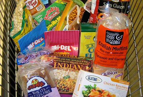 Gluten-Free Diet Slideshow: Popular Gluten-Free Foods